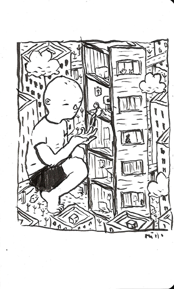 Boy by Millo