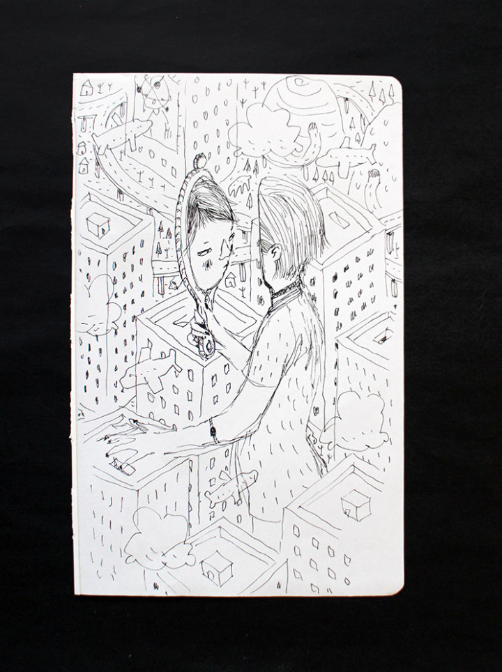 Millo Sketch-Mirror