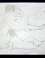 UNGA Sketch-Laying Women